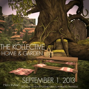 HOME & GARDEN EVENT